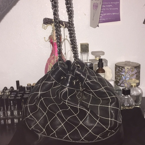 CHANEL Handbags - Vintage Chanel bucket bag. No low ballers please.